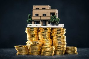 Fund management image of money