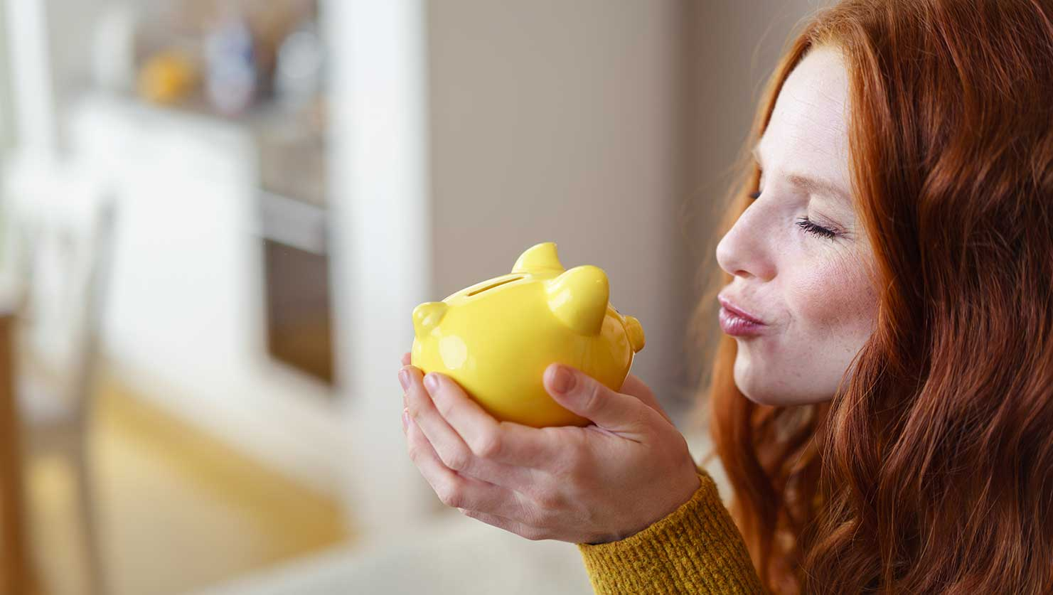 Piggy Bank image for fund management