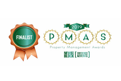 pmas finilist awards logo